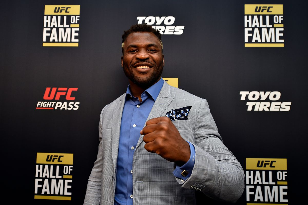 Francis Ngannou joins the cast of 'Fast and Furious 9'