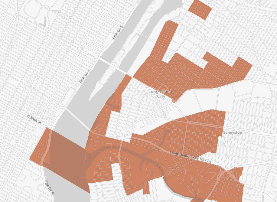 Map Of New York City And Long Island.Amazon Hq2 What Employees Will Face In The New York Neighborhood