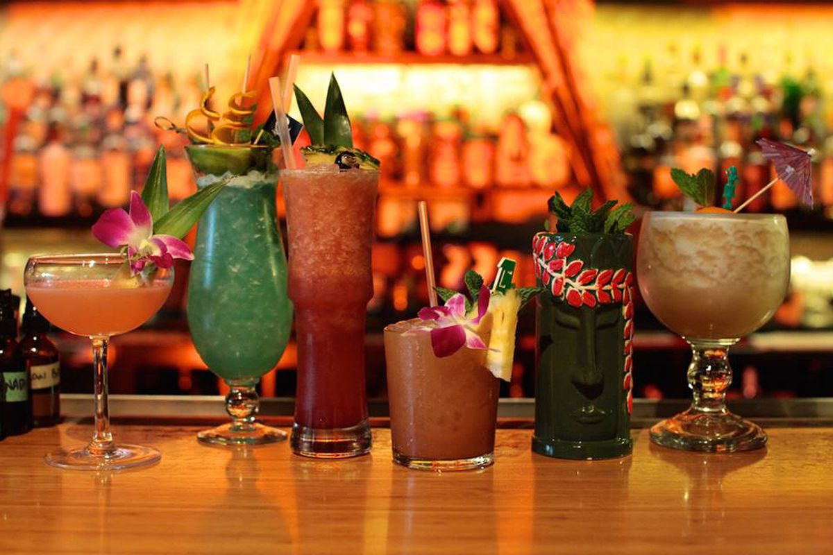 A Week Long Tiki Cocktail Takeover Hits Houston S Best