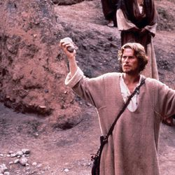 """In this photo provided by Universal Pictures, Willem Dafoe is shown in a scene from Martin Scorsese's """"The Last Temptation of Christ"""" in 1988."""