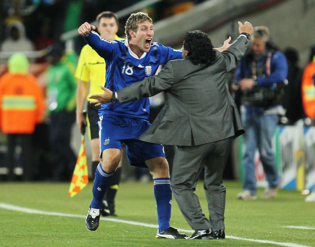 Greece v Argentina: Group B - 2010 FIFA World Cup