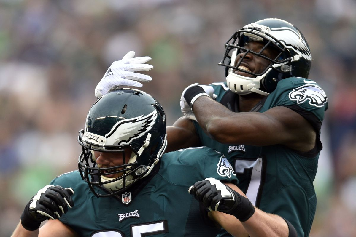 Eagles Injury Report: Nelson Agholor and Lane Johnson miss practice for the second day in a row