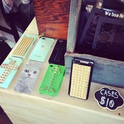 Statement phone cases, anyone?