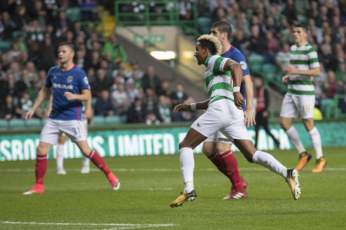 Celtic v Linfield - UEFA Champions League Qualifying Second Round: Second Leg