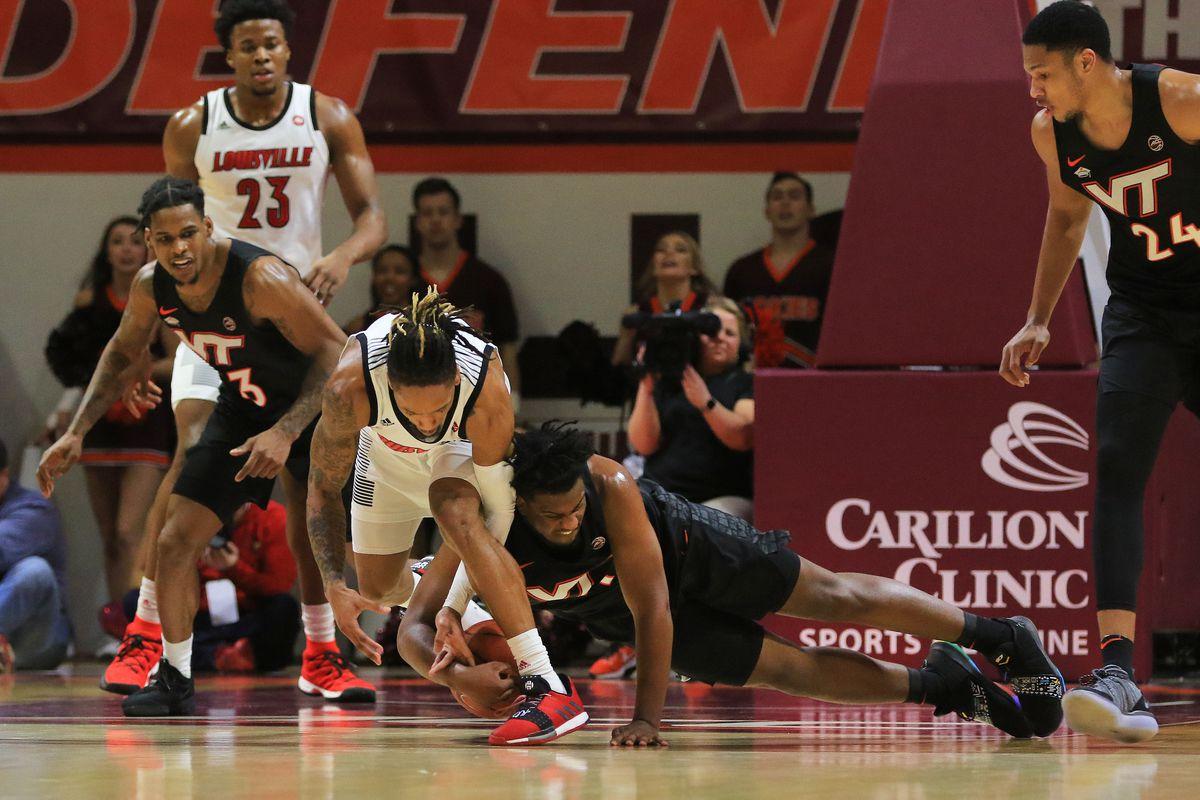 Louisville v Virginia Tech