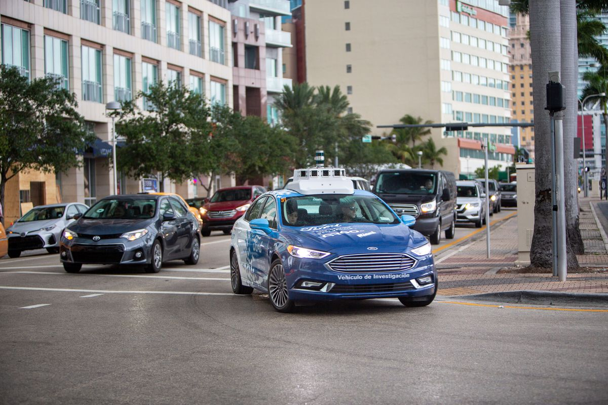 Ford's self-driving cars are really good, but are they good