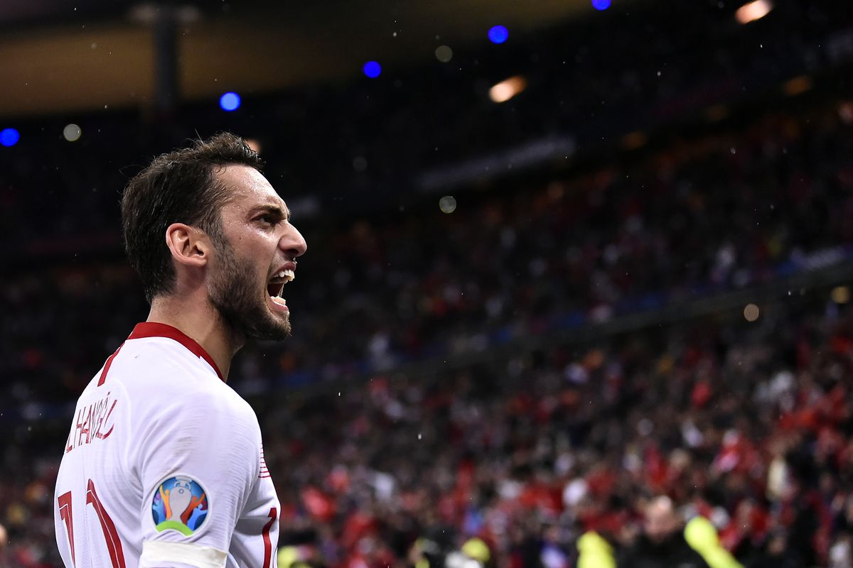 France v Turkey - UEFA Euro 2020 Qualifier