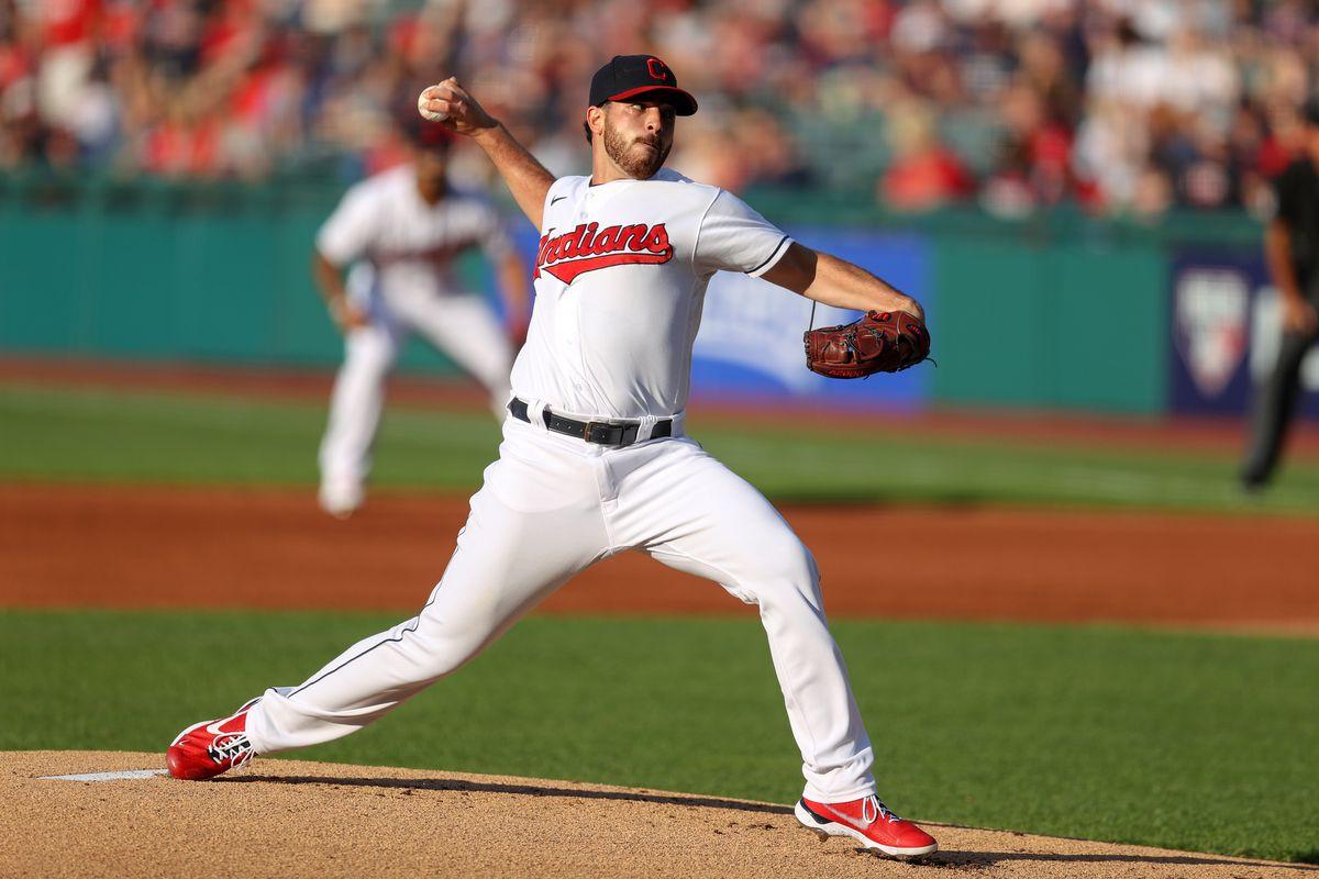 MLB: JUN 11 Mariners at Indians