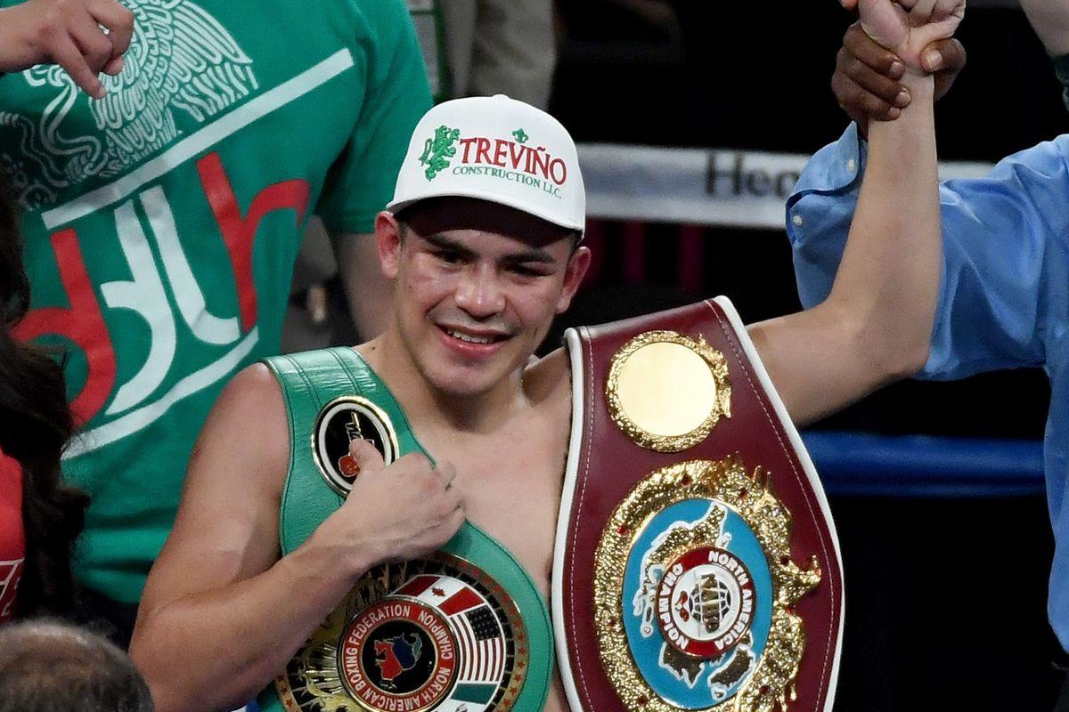 Randy Caballero v Diego De La Hoya