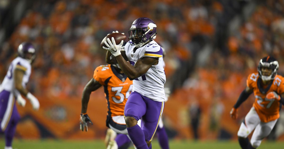 Mid-week rant: Minnesota Vikings