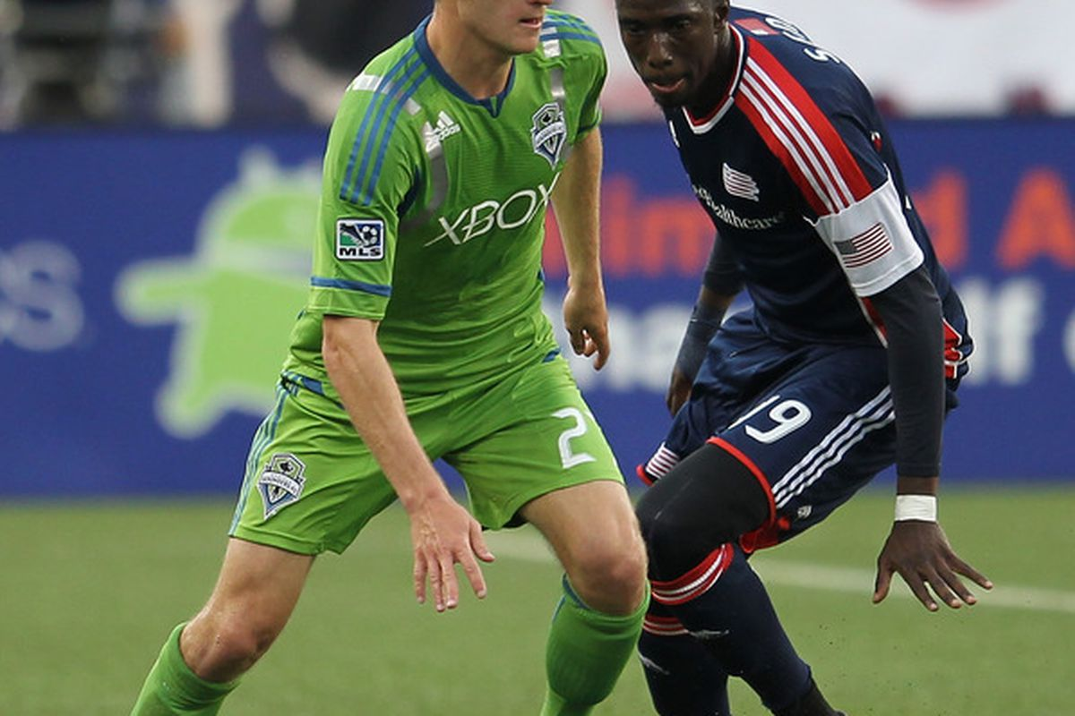 Is Alex Caskey the winner from today's changes in Seattle? (Photo by Jim Rogash/Getty Images)