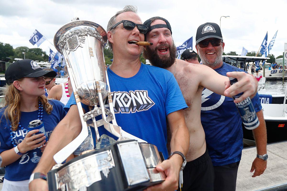 NHL: Stanley Cup Champion-Tampa Bay Lightning Parade