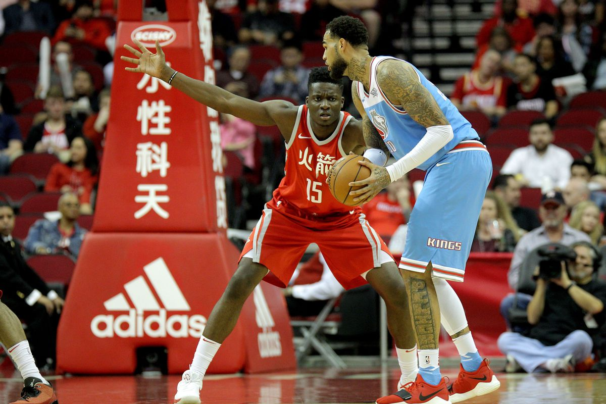 NBA: Sacramento Kings at Houston Rockets