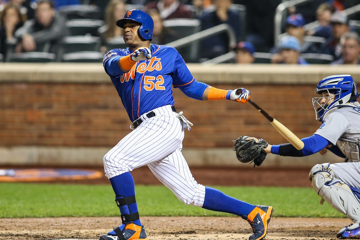MLB: OCT 12 NLDS - Game 3 - Dodgers at Mets