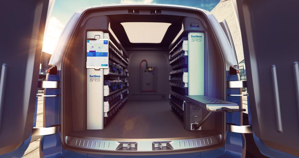 Nissan Passenger Van >> Volkswagen I.D. Buzz Cargo van is a high-tech take on iconic hippie bus - Curbed