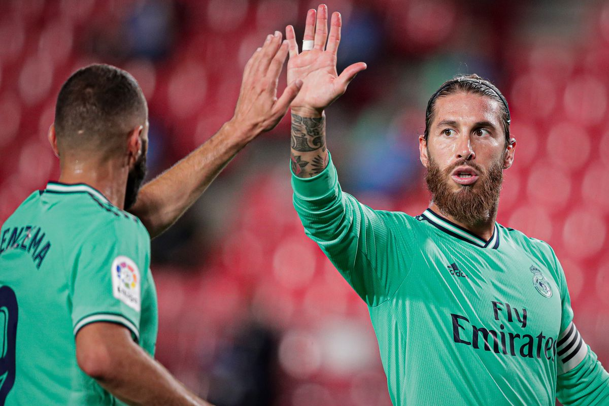 Granada v Real Madrid - La Liga Santander