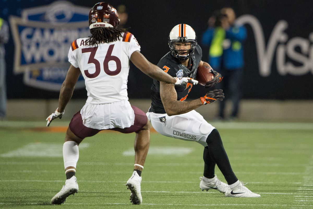 Oklahoma State beats Virginia Tech in Camping World Bowl 30