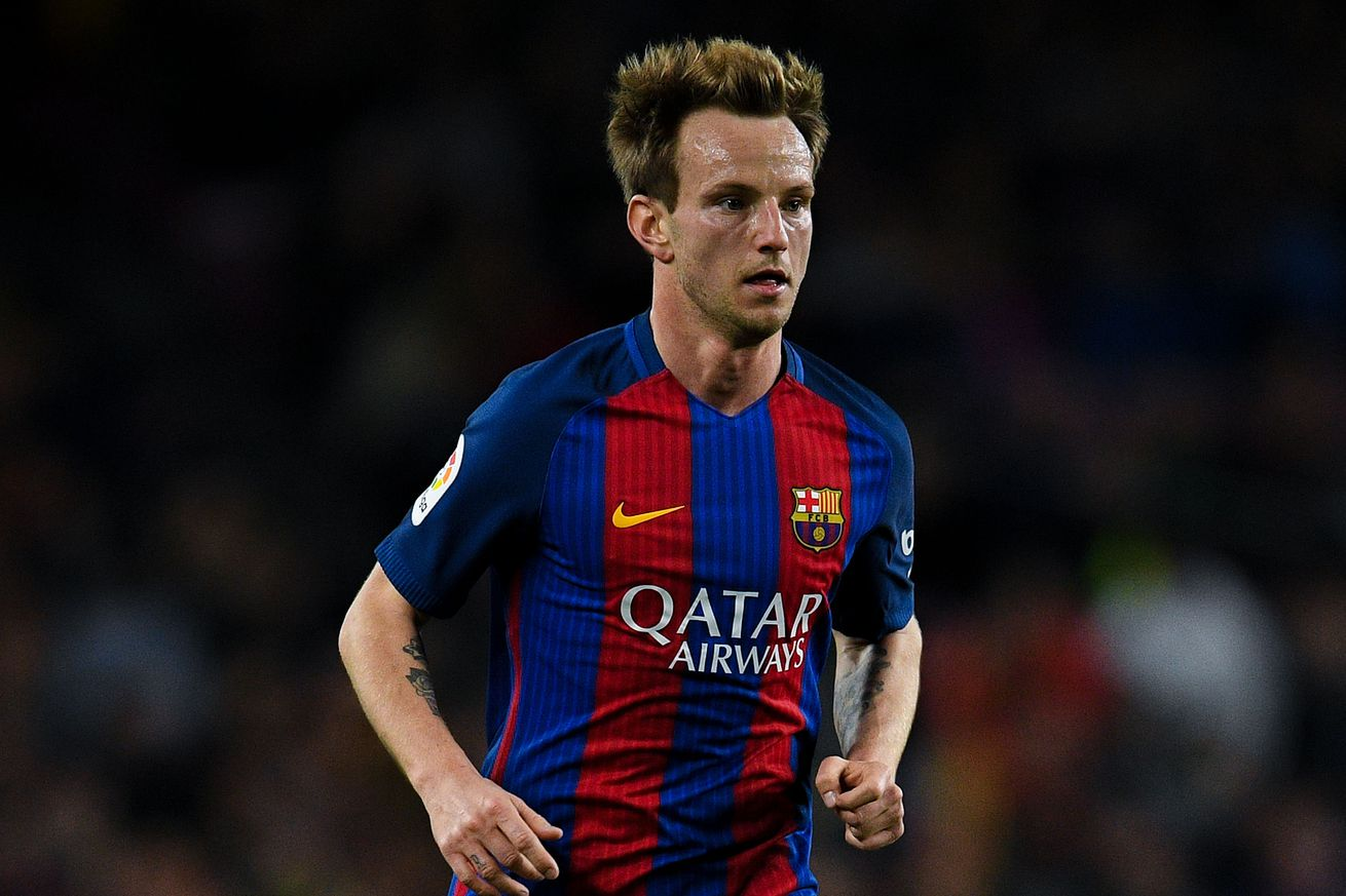 A parison of Barcelona s Midfielders Should Ivan Rakitic be in