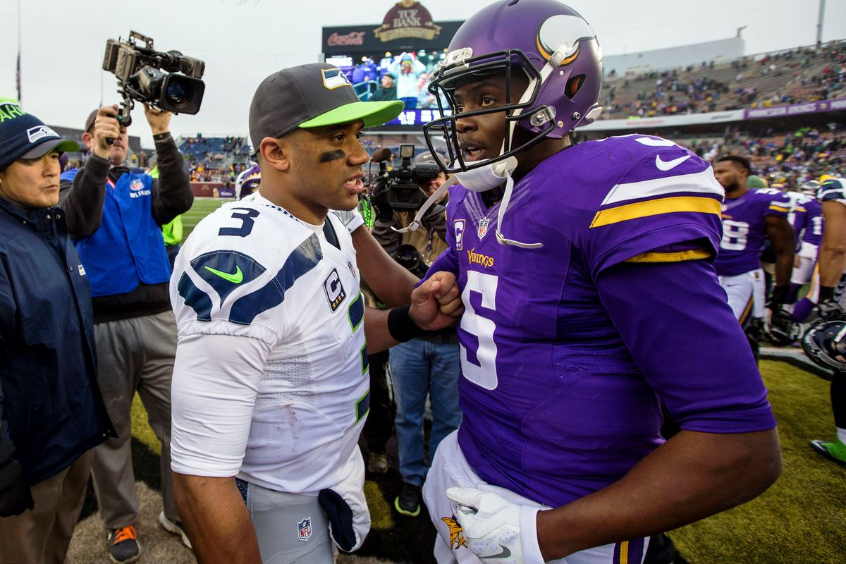 Nfl Playoffs 2016 Game Time Tv Schedule Online Stream For Seahawks At Vikings The Phinsider