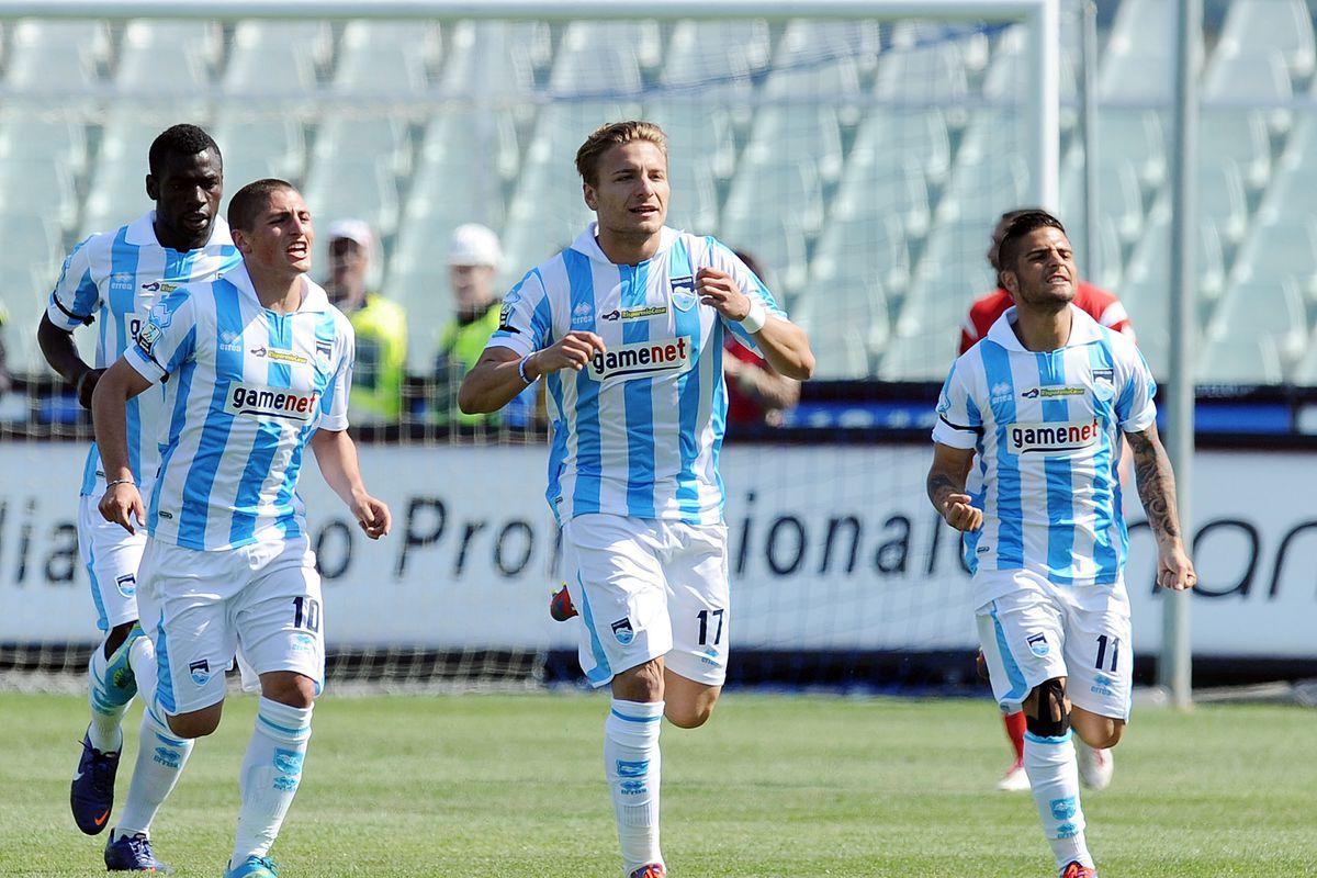 Pescara Calcio v AS Bari - Serie B