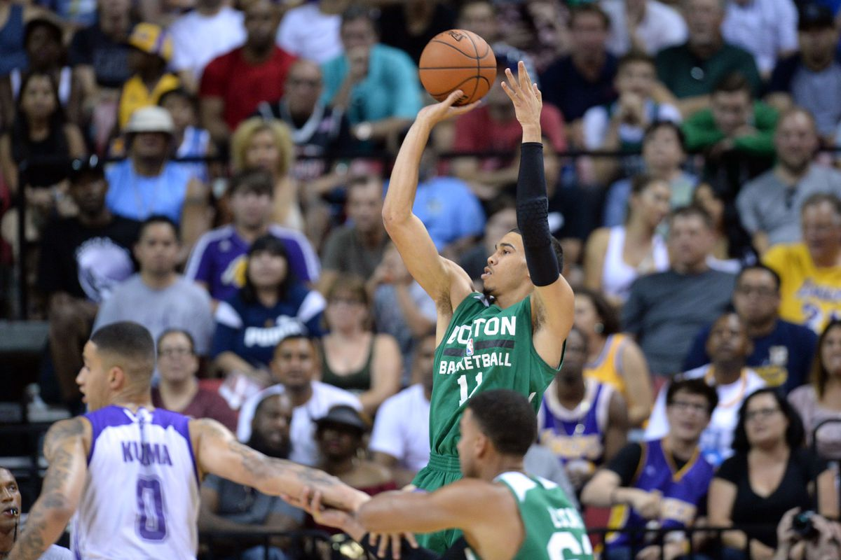 NBA: Summer League-Boston Celtics at Los Angeles Lakers
