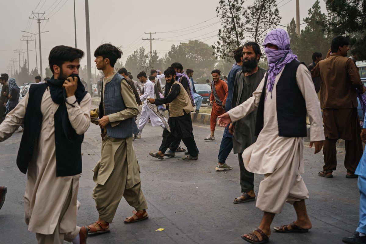 AFGHANS LIVE UNDER TALIBAN RULE