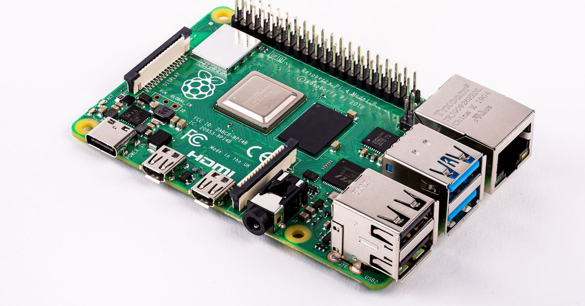 New Raspberry Pi with 4K video support and up to 4GB RAM