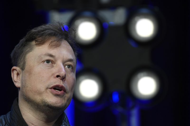 Elon Musk, chief executive officer of Tesla, which has said its Autopilot driver-assistance system still requires drivers to be ready to intervene. But it continues to use the name Autopilot to market the technology, which the aoto industry says is misleading and critics say exaggerates its capabilities.