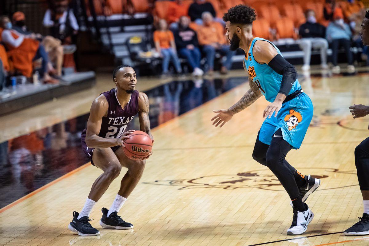 NCAA Basketball: Texas Southern at Oklahoma State