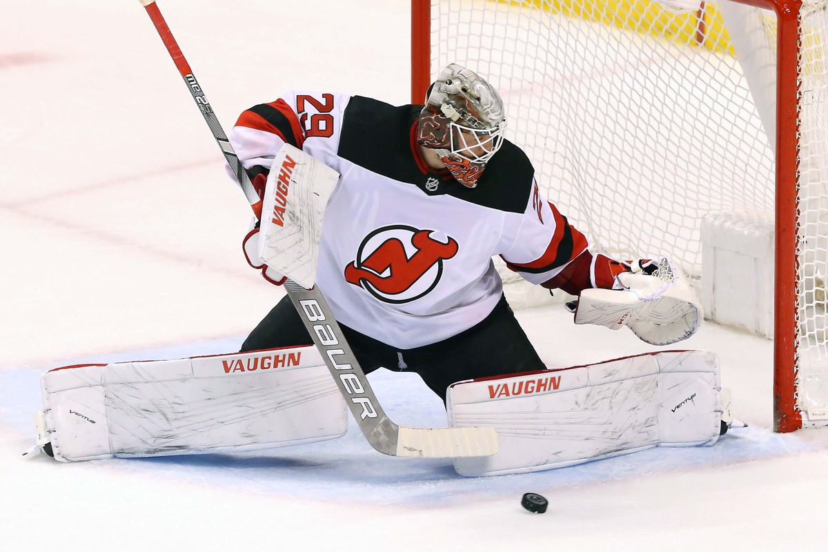 Who Will Be The New Jersey Devils 1 Goalie In 2019 20 All About