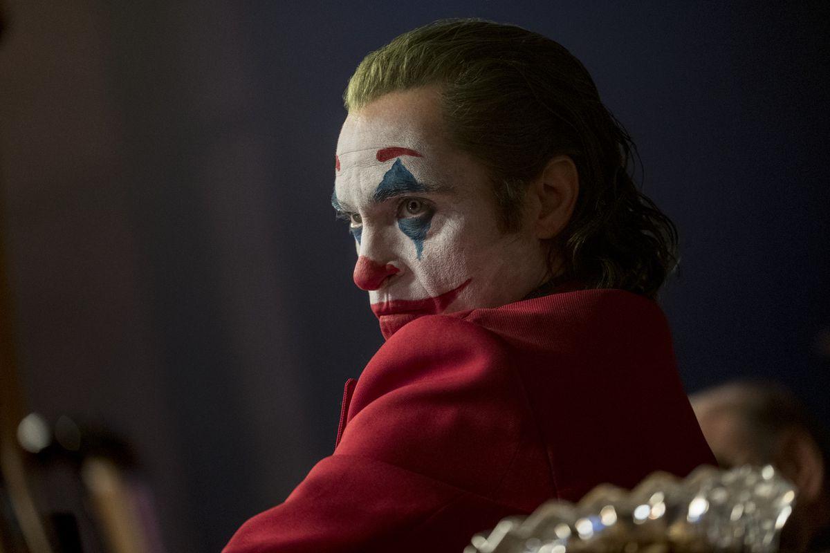 "Joaquin Phoenix as Arthur Fleck in ""Joker,"" a Warner Bros. Pictures release."