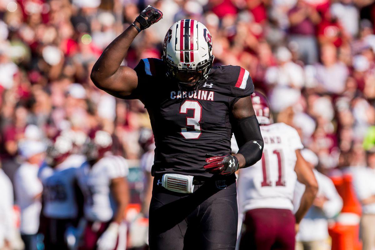 2020 NFL Draft scenario: Should the Jaguars draft Derrick Brown ...