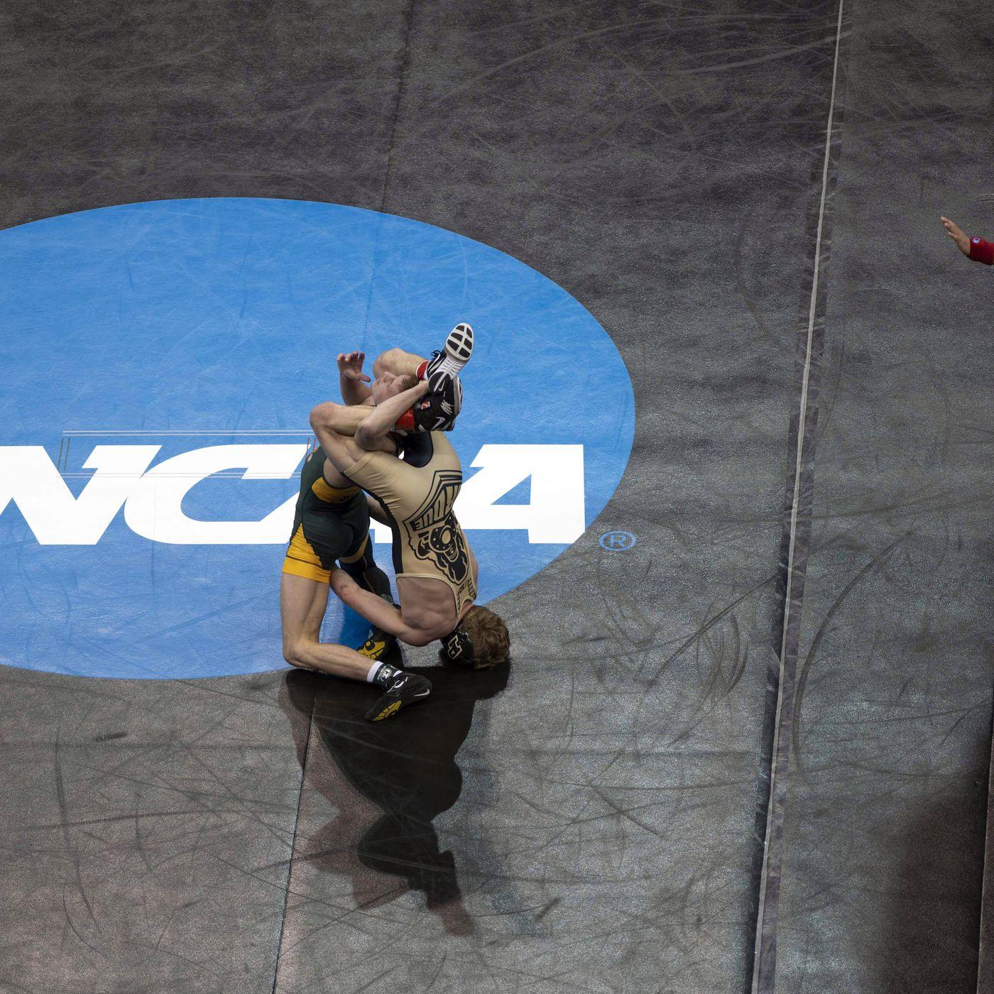 2019 NCAA Wrestling Championships Brackets, Recap, & Results - Wide