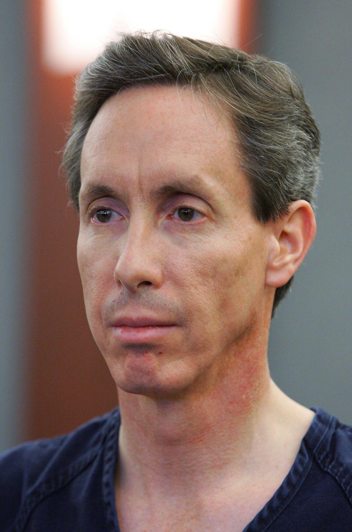 Warren Jeffs Attends Court Hearing In Nevada