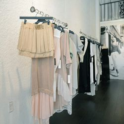 """Continue heading east on Wilshire to local label 71 Stanton's first LA <a href=""""http://la.racked.com/archives/2014/05/29/la_label_71_stantons_first_boutique_opens_in_koreatown.php"""">boutique</a> (3517 W 6th Street). Take shelter from the heat in the sleek"""
