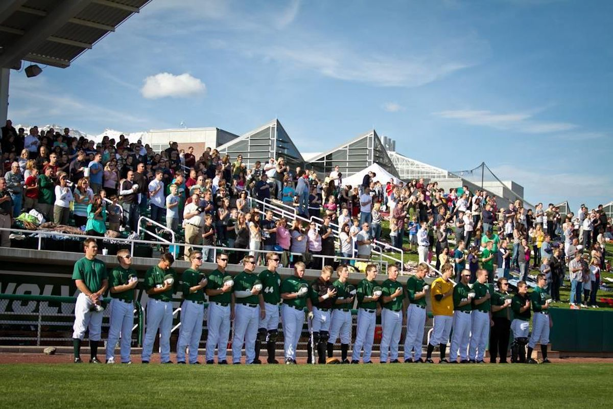 The 2012 UVU baseball team is named the MS Society's Team of the Year. The team will be recognized at the Dinner of Champions on Wednesday, Sept. 12.
