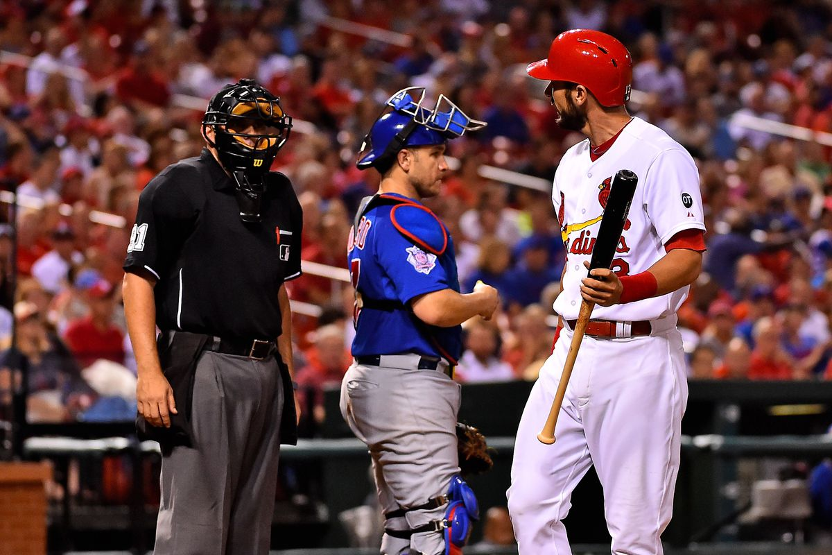cubs vs. cardinals 2015 nlds schedule, game times & more - sbnation