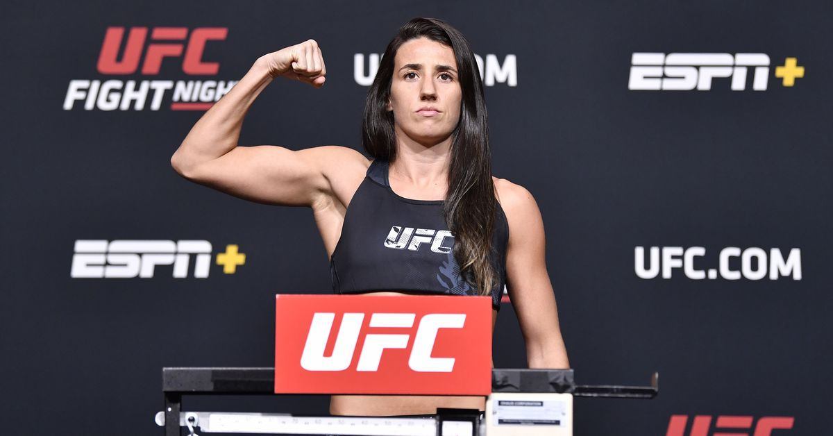UFC Vegas 26 weigh-in results: Marina Rodriguez, Michelle Waterson make weight for headliner, two other fight… - MMA Fighting