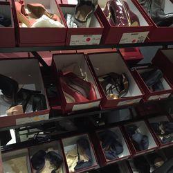 Flats, $99.50, and heels, $124.50