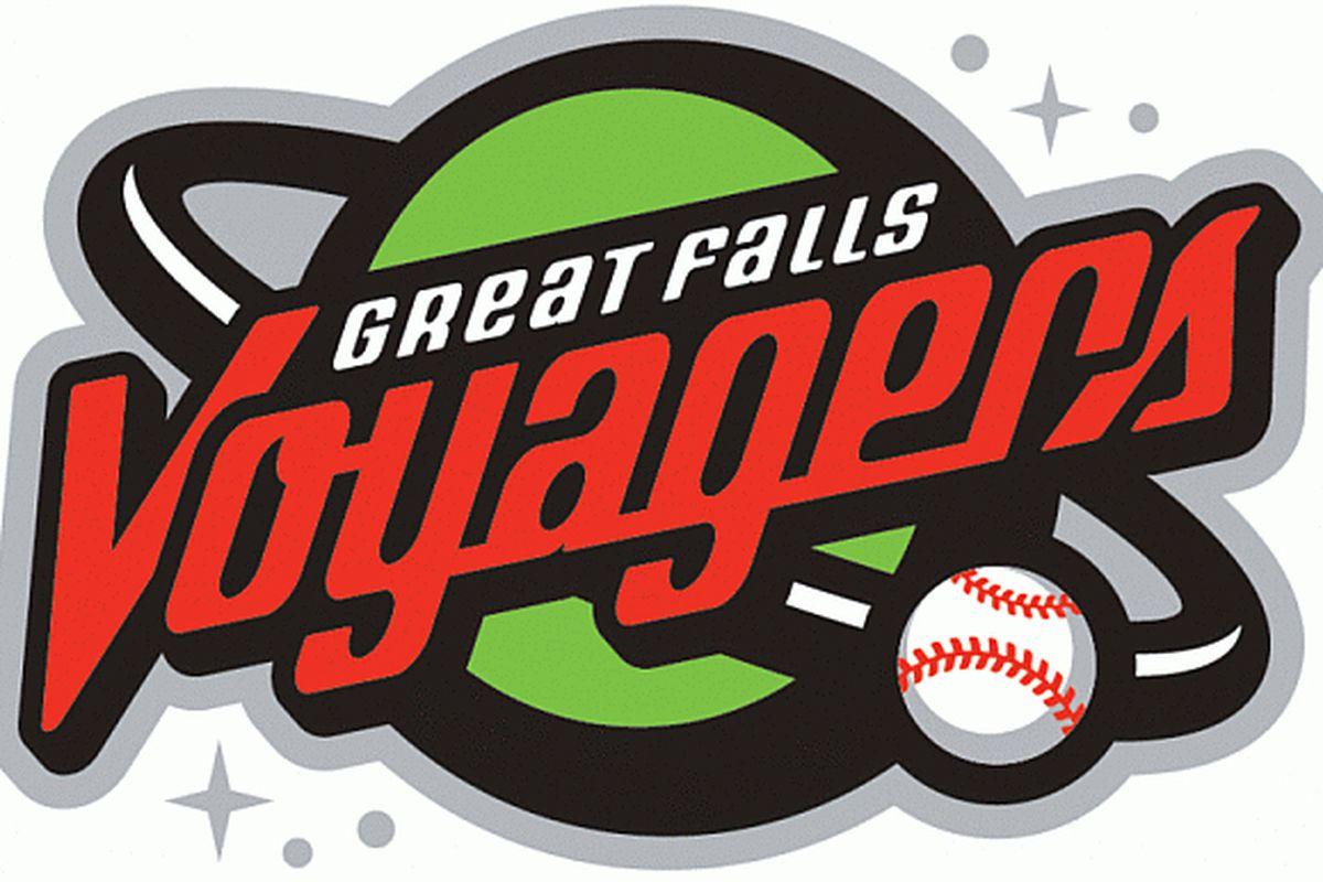 Great Falls Voyagers logo