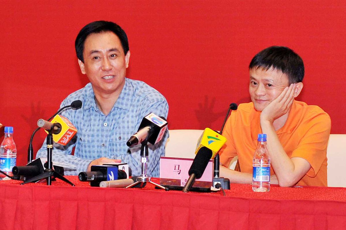 Alibaba Aquires Share In Soccer Giant Evergrande