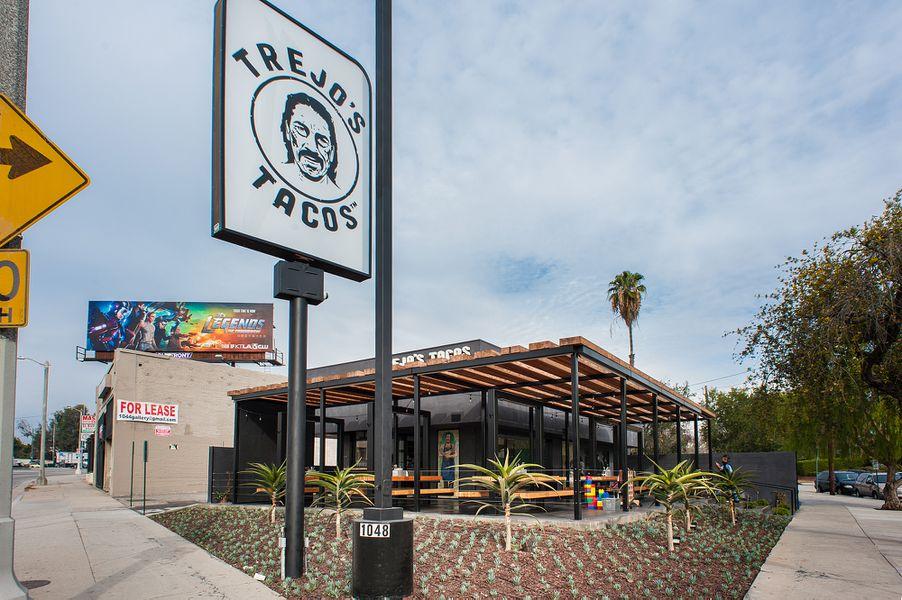 Mexican Restaurant On La Brea Los Angeles