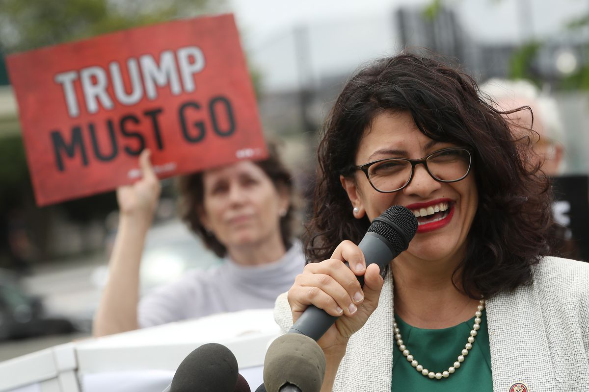 Rashida Tlaib basic income: her new bill for guaranteed cash