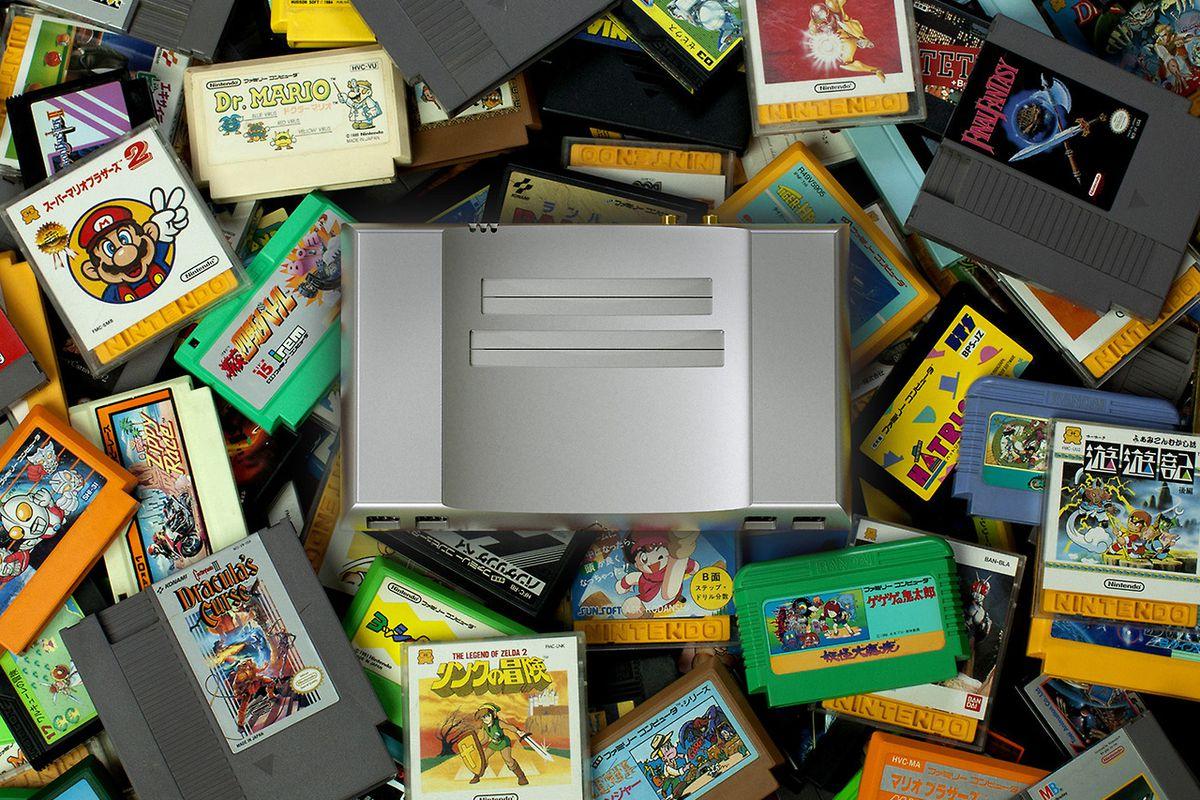 The beautiful aluminum NES that Nintendo didn't build - The