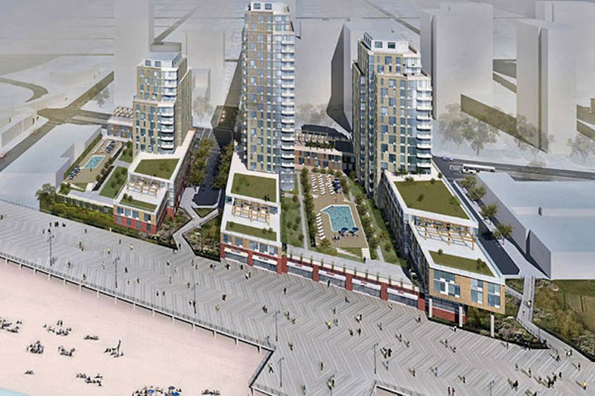 John Catsimatidis Files Plans For Huge Mixed use Development In Coney Island Curbed NY