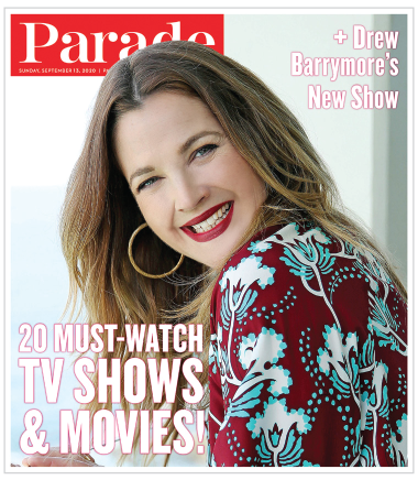 Beginning Sept. 13, Parade magazine will be included in the Sunday Sun-Times.