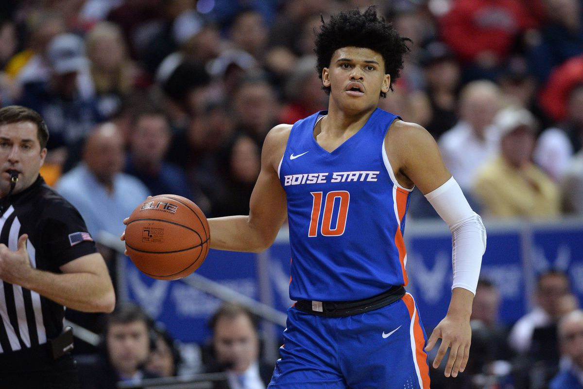 NCAA Basketball: Mountain West Conference Tournament- Boise State vs San Diego State