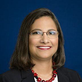 Maria T. Moreno, financial secretary for the Chicago Teachers Union
