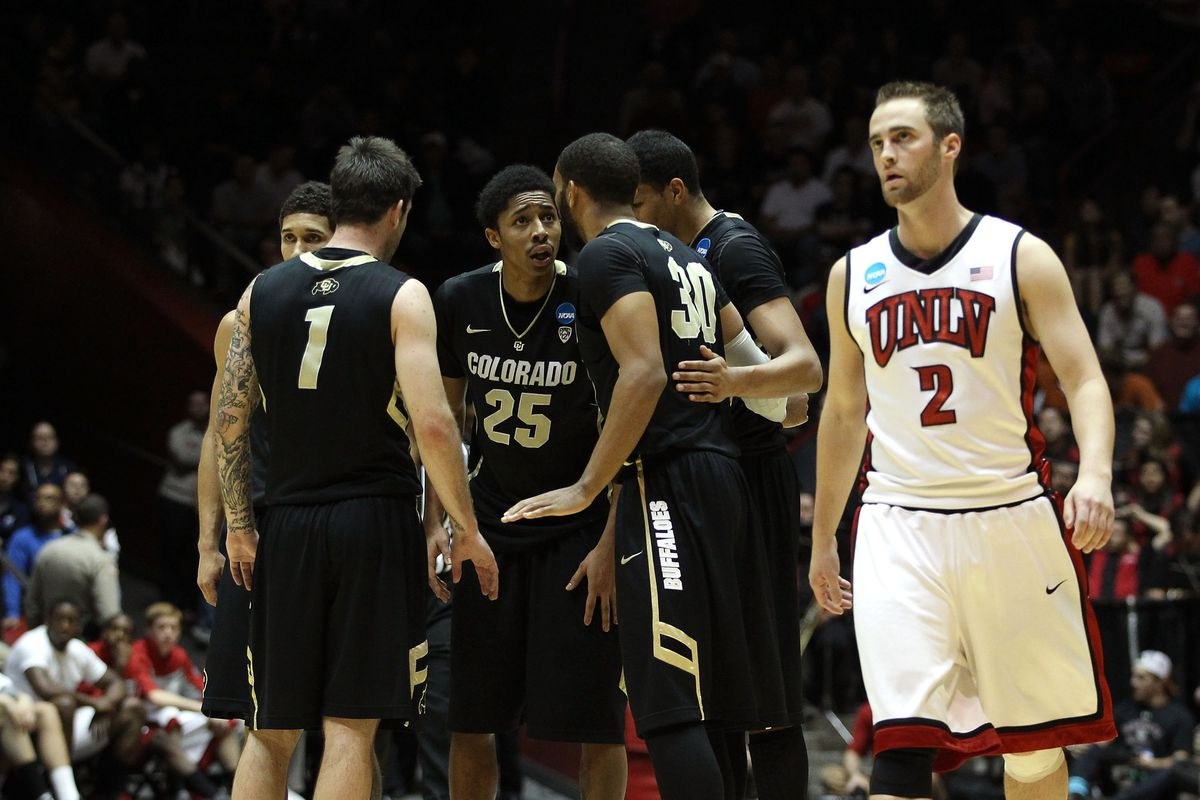 NCAA Basketball Tournament - Colorado v UNLV