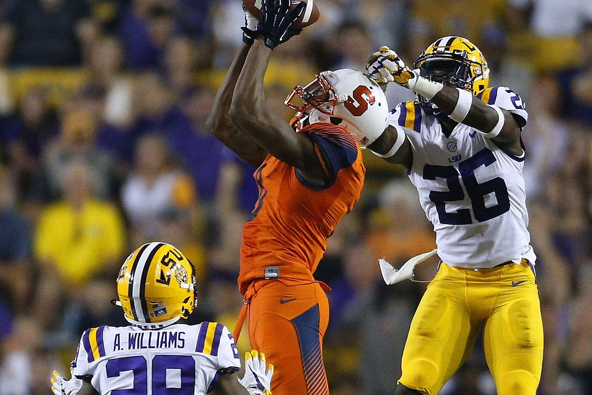 What S College Football Saying About Syracuse After Week 4